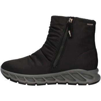 kengät Naiset Talvisaappaat IgI&CO 8179900 BLACK