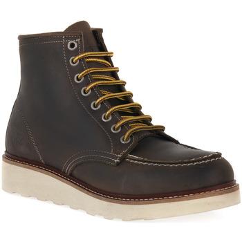 kengät Miehet Bootsit Docksteps MUD OAKLAND 1726 Marrone