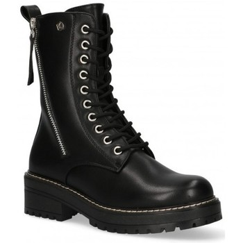 kengät Naiset Bootsit Etika 55060 black