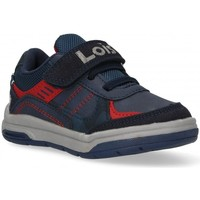 kengät Pojat Matalavartiset tennarit Lois 58173 blue