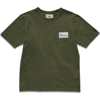 vaatteet Miehet Lyhythihainen t-paita Halo T-shirt vert