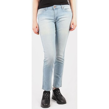 vaatteet Naiset Skinny-farkut Wrangler Domyślna nazwa blue