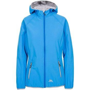 vaatteet Naiset Takit Trespass  Vibrant Blue