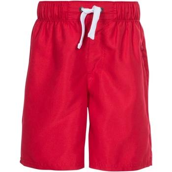 vaatteet Pojat Uima-asut / Uimashortsit Trespass  Red
