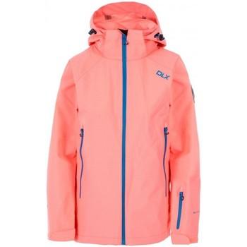 vaatteet Naiset Toppatakki Trespass  Neon Coral