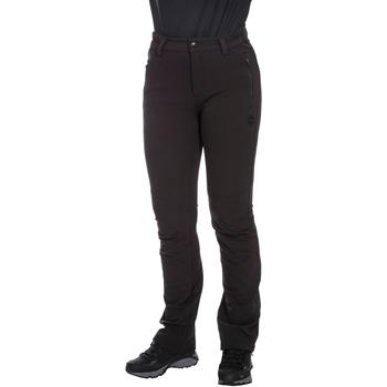 vaatteet Naiset Reisitaskuhousut Trespass  Black