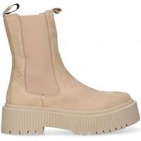 kengät Naiset Nilkkurit Luna Collection 58554 brown