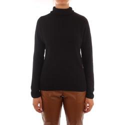 vaatteet Naiset Neulepusero Iblues MUSETTE BLACK
