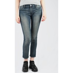 vaatteet Naiset Skinny-farkut Wrangler Bridget W22VR441T blue
