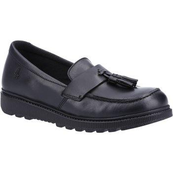 kengät Tytöt Mokkasiinit Hush puppies  Black