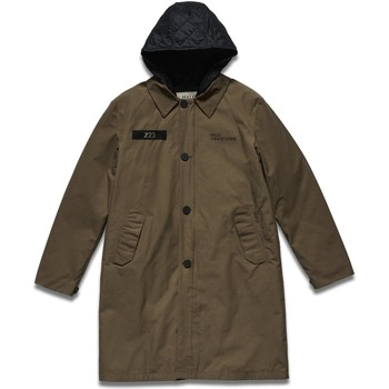 vaatteet Miehet Paksu takki Halo Parka  Military Coat marron vintage
