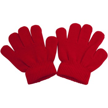 Asusteet / tarvikkeet Pojat Hanskat Universal Textiles  Red