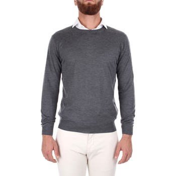 vaatteet Miehet Neulepusero Mauro Ottaviani J25601 Grey