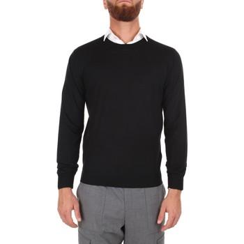 vaatteet Miehet Neulepusero Mauro Ottaviani WH01 Black