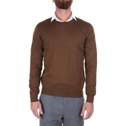 vaatteet Miehet Neulepusero Mauro Ottaviani WH01 Brown