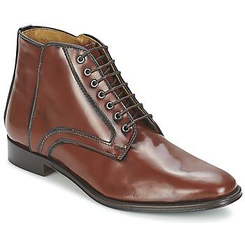 kengät Naiset Bootsit Fericelli TAMALORA Brown / Clair