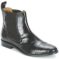 kengät Naiset Bootsit Fericelli GIFOGRA Black