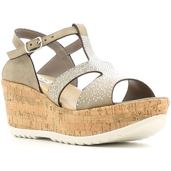 kengät Naiset Sandaalit ja avokkaat Keys 5457 Ruskea