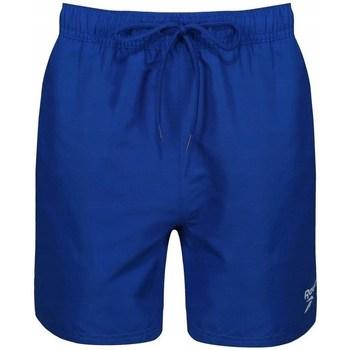 vaatteet Miehet Shortsit / Bermuda-shortsit Reebok Sport Swim Short Yale Tummansininen