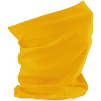 Asusteet / tarvikkeet Huivit Beechfield BC915 Mustard Yellow