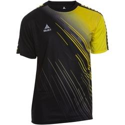 vaatteet Pojat Lyhythihainen t-paita Select T-shirt enfant  Player Comet noir