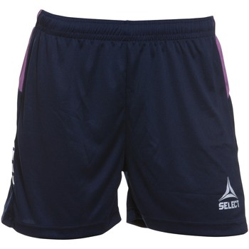vaatteet Naiset Shortsit / Bermuda-shortsit Select Short femme  Player Comet bleu navy