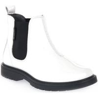 kengät Pojat Bootsit Naturino N01 PICCADILLY WHITE Bianco