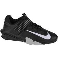 kengät Miehet Koripallokengät Nike Savaleos Mustat
