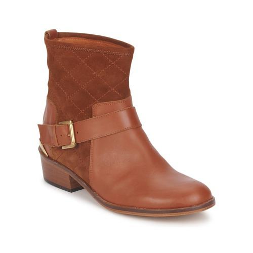 kengät Naiset Bootsit Emma Go LAWRENCE Brown
