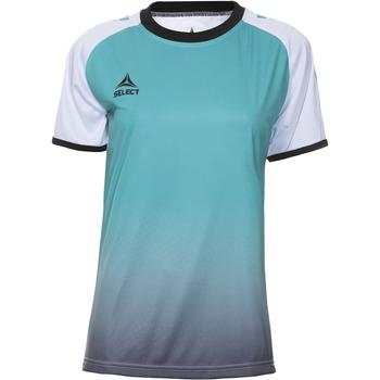 vaatteet Naiset Lyhythihainen t-paita Select T-shirt femme  Player Femina
