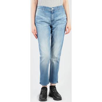 vaatteet Naiset Suorat farkut Wrangler Seafarer W26CJJ50Z blue