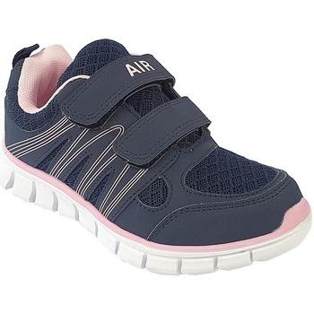 kengät Lapset Matalavartiset tennarit Dek  Navy/Soft Pink