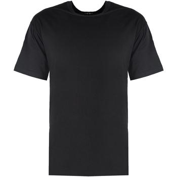 vaatteet Miehet Lyhythihainen t-paita Xagon Man  Musta