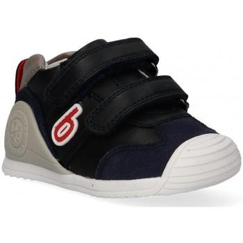 kengät Tytöt Matalavartiset tennarit Biomecanics 57347 blue