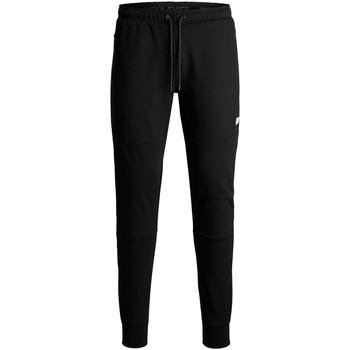 vaatteet Lapset Verryttelyhousut Jack & Jones Pantalon enfant  will air black