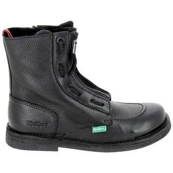 kengät Saappaat Kickers Meetickrock Noir Musta