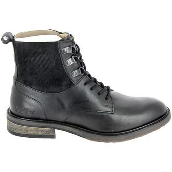 kengät Saappaat Kickers Alphahook Noir Musta