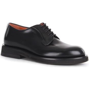 kengät Miehet Derby-kengät Santoni MCCN17774JW2IPWEN01 Black