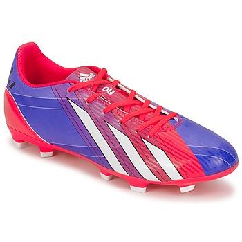 kengät Miehet Jalkapallokengät adidas Performance F10 TRX FG Blue / White / Red