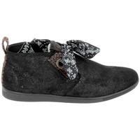 kengät Naiset Bootsit Armistice Stone Mid Cut Spacy Noir Musta