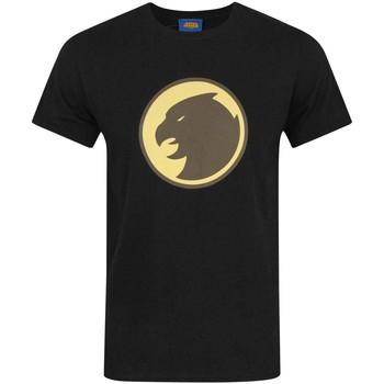 vaatteet Miehet Lyhythihainen t-paita Hawkman  Black