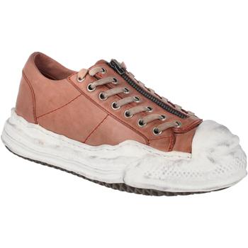 kengät Naiset Matalavartiset tennarit Rebecca White UVRW225B |Rebecca White| D??msk?? n??zk?? tenisky z k??e v barv?? brandy