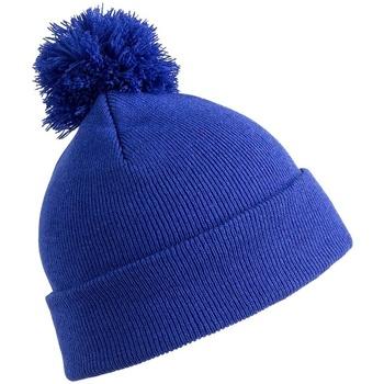 Asusteet / tarvikkeet Pipot Result Winter Essentials RC028 Royal Blue
