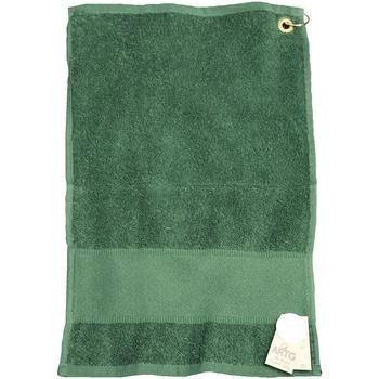 Koti Pyyhkeet ja pesukintaat Artg RW7741 Dark Green