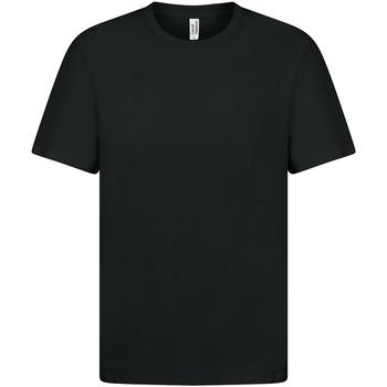 vaatteet Naiset Lyhythihainen t-paita Casual Classics  Black