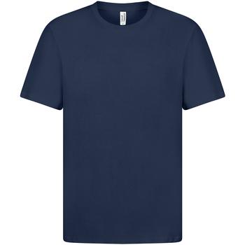 vaatteet Naiset Lyhythihainen t-paita Casual Classics  Navy