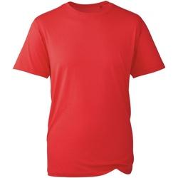 vaatteet Miehet Lyhythihainen t-paita Anthem AM010 Red