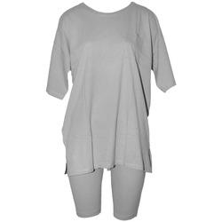 vaatteet Naiset pyjamat / yöpaidat Forever Dreaming  Grey