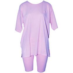 vaatteet Naiset pyjamat / yöpaidat Forever Dreaming  Lilac
