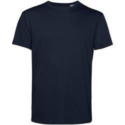 vaatteet Miehet Lyhythihainen t-paita B&c TU01B Navy Blue